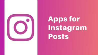 Apps for Instagram posts