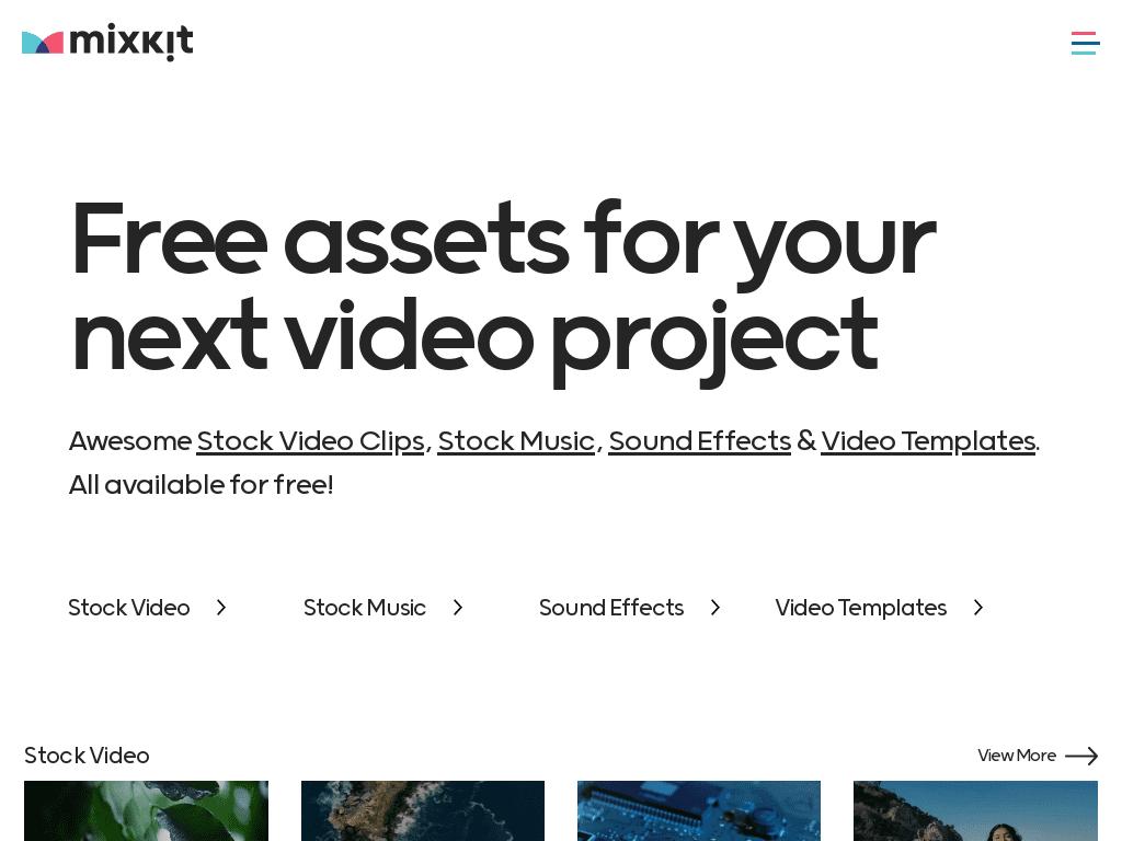 Mixkit Stock Videos